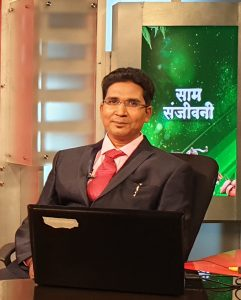 Dr. Arvind Mehare child ayurvedic specialist in pune.